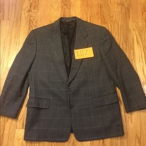 ALAN FLUSSER CUSTOM SPORTS COAT 46